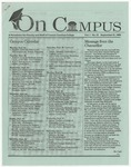On Campus, September 21, 1992