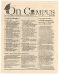 On Campus, April 5, 1993