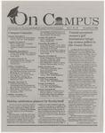 On Campus, November 8, 1993