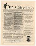 On Campus, October 17, 1994