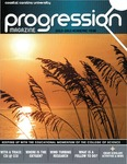 Progression Magazine, 2012-2013