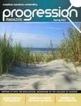 Progression Magazine, 2013 Spring by Coastal Carolina University