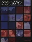 Tempo Magazine, Fall 2005