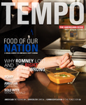 Tempo Magazine, Fall 2012 by Office of Student Life