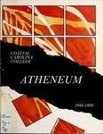 Atheneum, 1988-1989 by USC Coastal Carolina College
