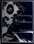 Atheneum, 1989-1990 by USC Coastal Carolina College